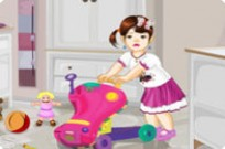 Play Super Cute Babies Dress Up game