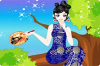 Play Traditional Dress Up 5 game