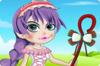 Play Shepherdess Dress Up game