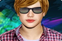 Play Biebers Tattoo Makeover game