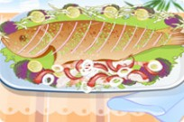 Play Fishy Feast game