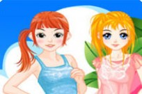 Play Twin Sisters game