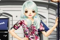Play Sunday Dressup game