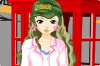 Play Phone Booth Dressup 3 game