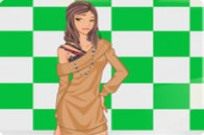 Play Model Style Dressup game