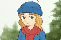 Play Winter Fashion game