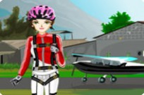 Play Parachute Rider game