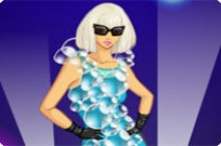 Gaga Glam Fashoin Game