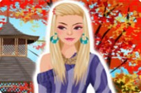 Play Fall Trends Dress Up game