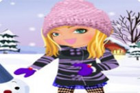 Play Snowman Designer game