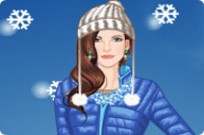 Play Cute Puffy Coats game