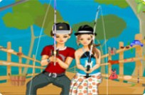 Play Fishing Couple game