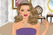 Play Prom Night Makeover game
