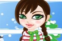 Play Christmas Girl's Party game