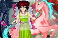 Play Fairy And Unicorn game