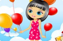 Play Balloon Girl game