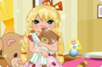 Play Vintage Doll game