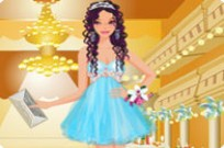Play Prom Princess Dress Up game