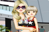 Play New Mom game