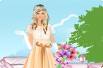 Play Glamorous Bride Dress Up game