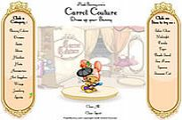 Play Carrot Couture game