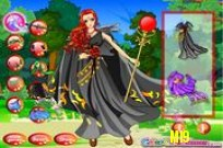 Power Princess Dressup Game