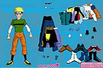 Play Naruto Dressup game