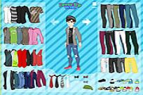 Play Jonas Brothers Dress Up game