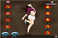 Play Rainy Girl Dress Up game