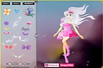Fairy Magic Dressup Game