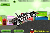 Play Police Truck game