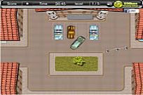 Play Vintage Parking game