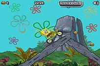 Play Spongebob Xtreme Bike game
