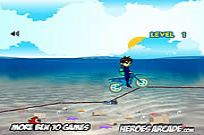spielen Ben 10 Motocross Under The Sea Spiel