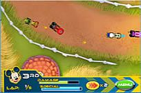 Play Disney Racers game