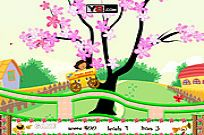 Play Dora Fairy Cart Wheels game