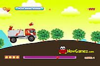 Play Cargo Fire Truck game