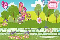 Play Barbie & Me Bike Game game