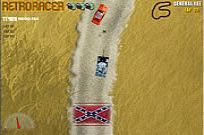 Play Retro Racer game