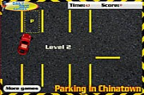 Play Parking In Chinatown game
