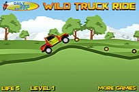 Play Wild Truck Ride game