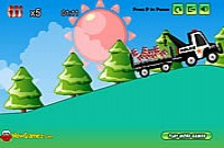 Play 911 Police Truck game