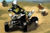 Play 3D Quad Bike Racing game