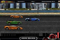 Play Sprint Racer game