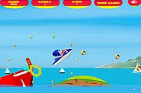 Play Super Sonic Ski game