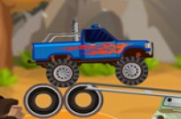 Play Monster Truck Rumble game