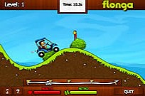 Play Crazy GolfCart game