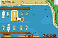 Play Yacht Docking game