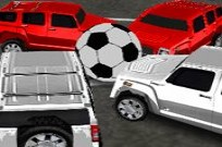 Play 4x4 Soccer game