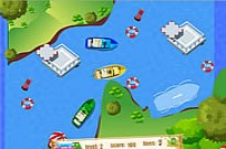 Boat Parking Game